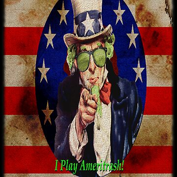 Uncle Sam Plays Ameritrash by MTSasnak