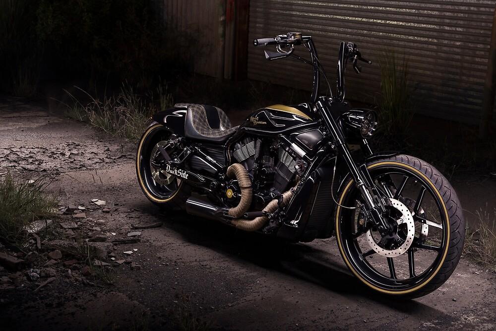 Jay's Harley Davidson V-Rod by HoskingInd