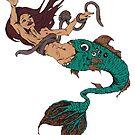 How I Became a Mermaid by Stephanie Schulz