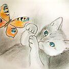 The same color eyes.... :)) by karina73020