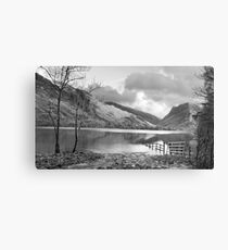 Lake Buttermere,Lake District Canvas Print