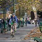 Southbank Cycle by Vince Russell