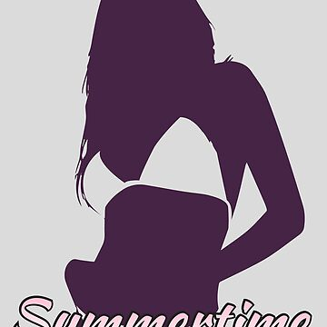 Summertime: Girl 3 by PlethoraTalking