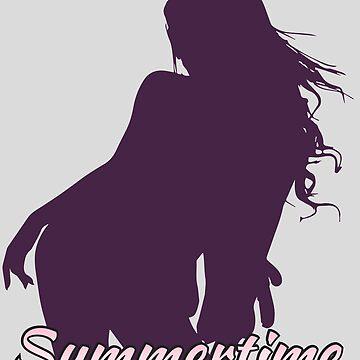 Summertime: Girl 1 by PlethoraTalking