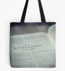The Revelation to John Tote Bag