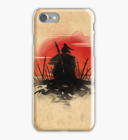 The Last Battle iPhone Case/Skin