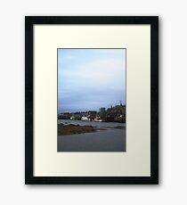 Harbour Front Framed Print