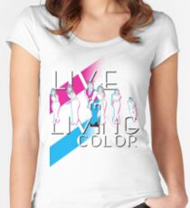 Let Me Take You For a Ride V1 Women's Fitted Scoop T-Shirt