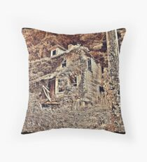 Smell Your Fear Throw Pillow