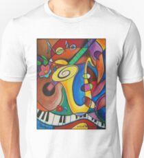 All that Jazz! Unisex T-Shirt