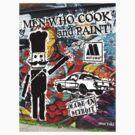 Men Who Cook by HenriYoki