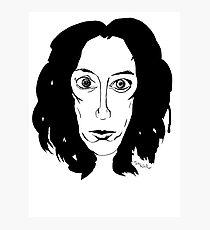 Patti Smith Fotodruck