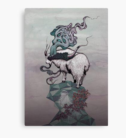 Seeking New Heights Canvas Print