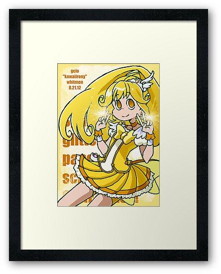 Magical Girl Collection #3 - Peace by gcio