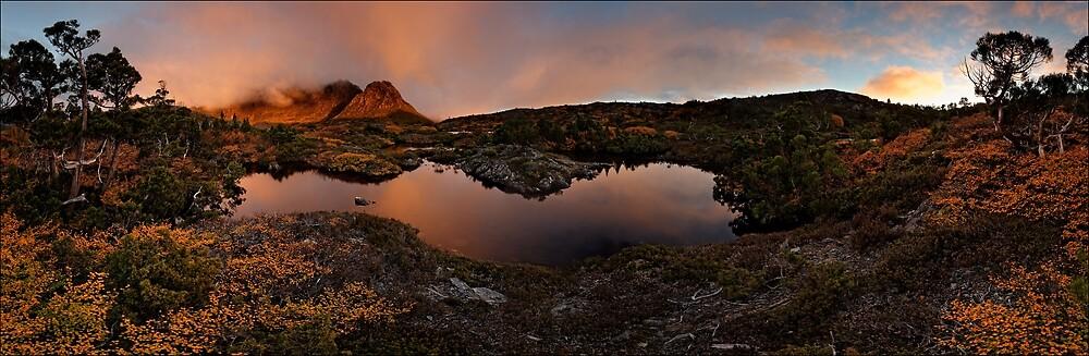 Cradle Highlands Scenic by Robert Mullner