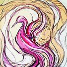 Awakening of the Stork by Leni Kae
