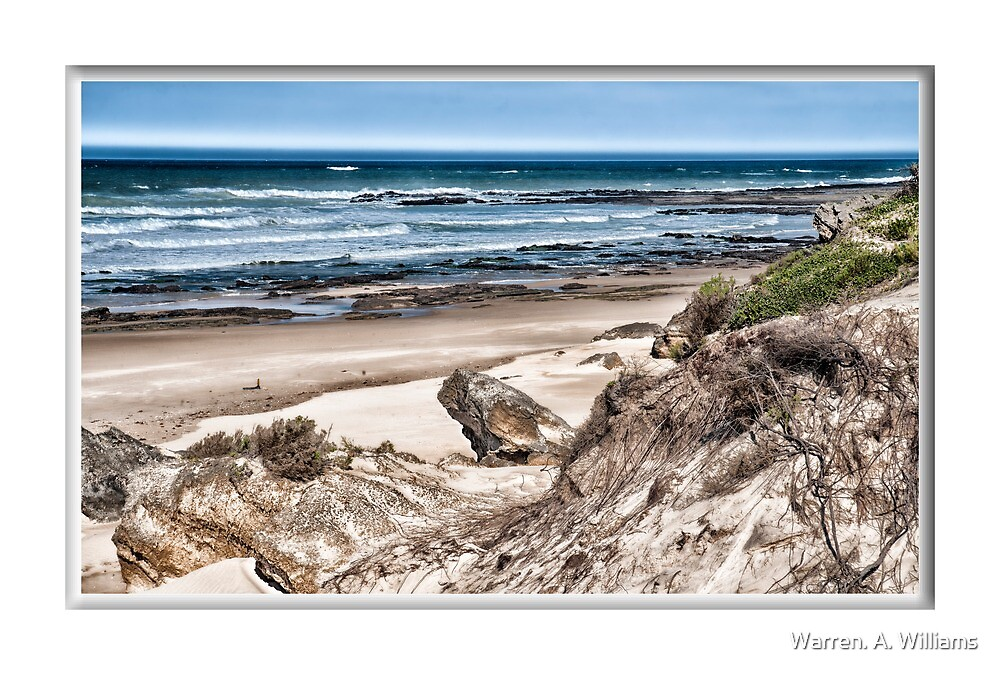East Coast  near Kenton on Sea. RSA by Warren. A. Williams