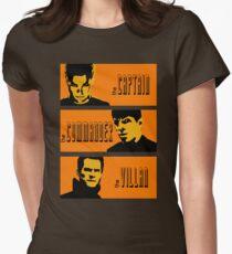 the captain, the commander, the villan T-Shirt