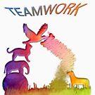 Teamwork by Annabellerockz