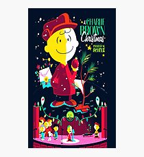Charlie Christmas Photographic Print