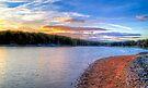 Dusk on Smith Mountain Lake by RedskinzFan