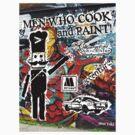 Men Who Cook with Logos by HenriYoki