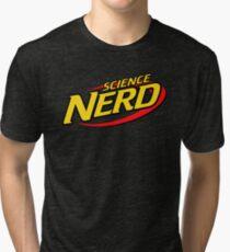 Science Nerd Tri-blend T-Shirt
