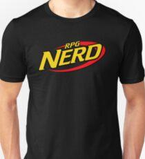 RPG Nerd Unisex T-Shirt