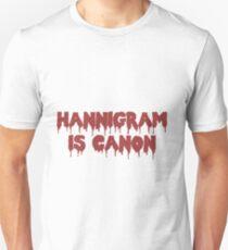 HANNIGRAM CANON Unisex T-Shirt