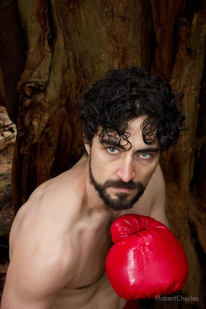 Shane V - The Fighter by RobertCharles