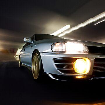 Subaru Impreza - GC by lrtse