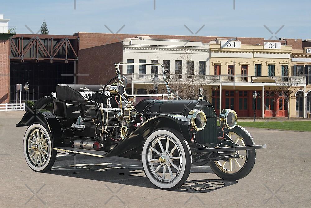 1911 Cadillac 'Gentlemans Roadster' by DaveKoontz