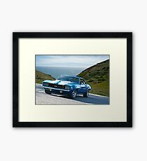 1969 Camaro R/S 383 Stroker Framed Print