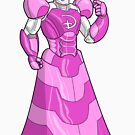 Iron Princess by Dennis Culver