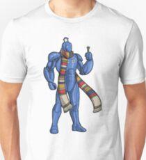 Iron Who Unisex T-Shirt