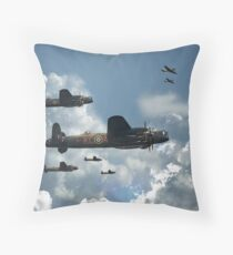 Top Cover Throw Pillow