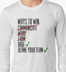 Ways To Win T-Shirt