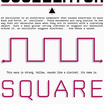 Oscillator Series: Square by ionnconnor