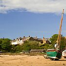Alnmouth Sands by Wulfrunnut