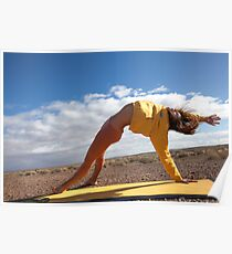 Yearning for Yoga Poster