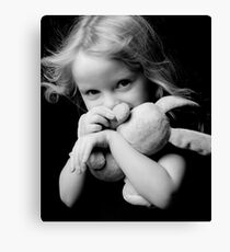 PRINCESSES MAGIC RABBIT. Canvas Print