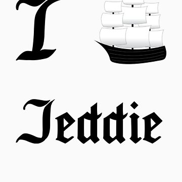 I Ship Jeddie by SpiffyByDesign