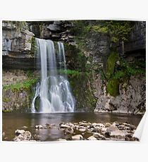 Thornton Force, Yorkshire Dales National Park Poster