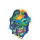 face series - surf by Elijah Chinburg