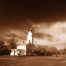Sandy Hook Lighthouse by jaeepathak