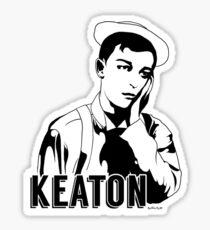 KEATON Sticker