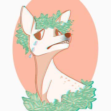 Oh Deer by EllaMRed