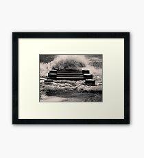 Rehoboth Beach Framed Print