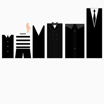 Addams Family - Simplistic  by meglauren