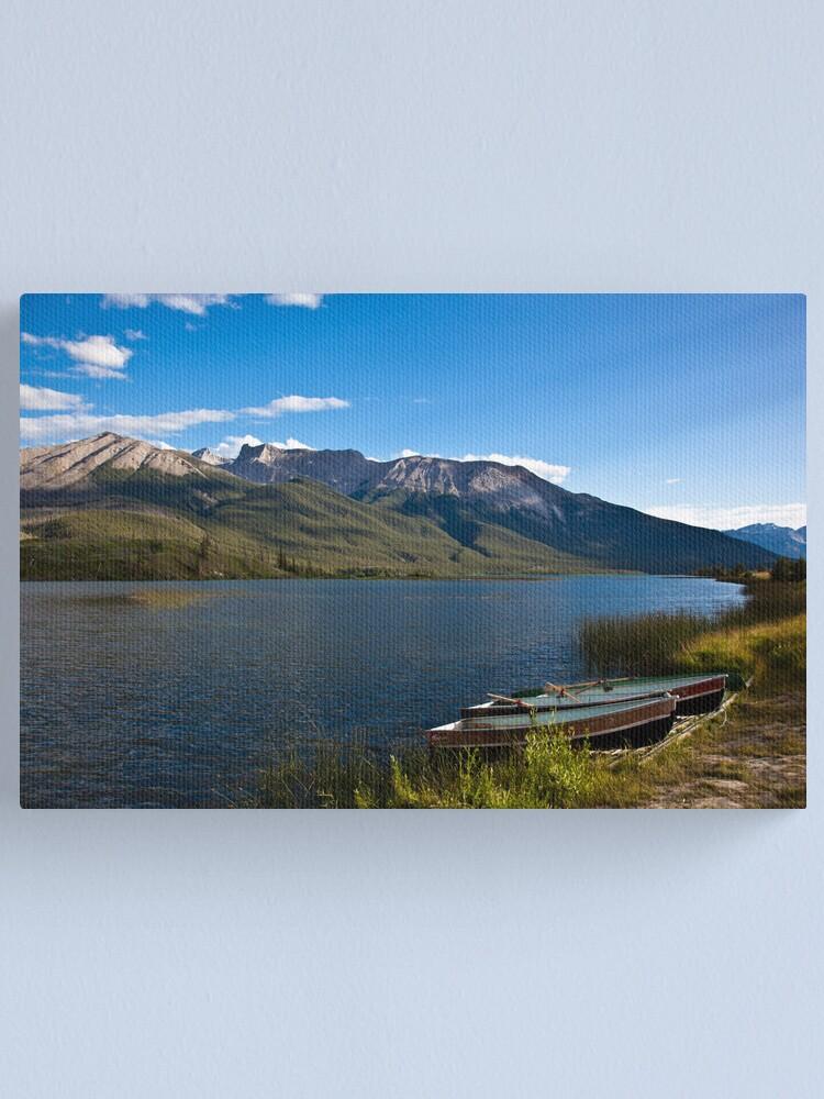 Alternate view of Jasper National Park Canvas Print